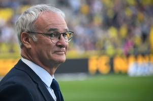 claudio ranieri offered pizza to leicester city, now it's mcdonald's for fulham