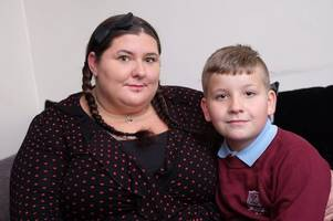 disabled mum fined for taking son out of school - for just half a day