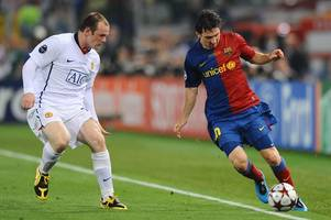 lionel messi reveals what he really thinks about wayne rooney