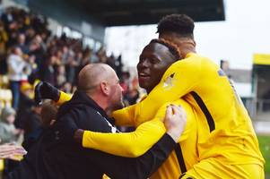 gary johnson thrilled as torquay united turn on the style to thrash concord rangers