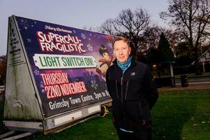 evangelical preacher's outrage at 'blasphemous' mary poppins christmas lights switch-on billboard