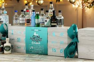the gin inspired advent calendar and 6 others only made in kent