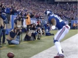 watch: odell beckham jr. highlights his most litty career moments in new nike ad