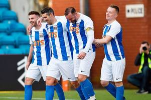 Kilmarnock and Rangers legend Kris Boyd insists he isn't thinking of retiring after testimonial