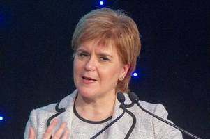 outrageous way to treat the country - and scotland's sick of the whole thing