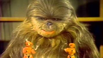 Watch the Star Wars Holiday Special on its 40th anniversary