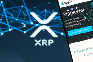 xrp price heads to $0.5 as market cap gap over ethereum widens