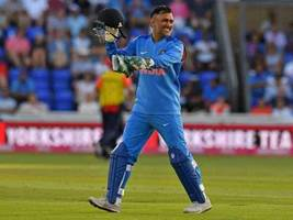 ms dhoni is not ready to give up his 2019 world cup dream