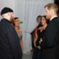 Star outs Harry and Meghan's presence at 'secret' party