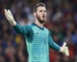 luis enrique rejects criticism of spain star david de gea