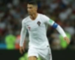 ronaldo still part of portugal squad – santos