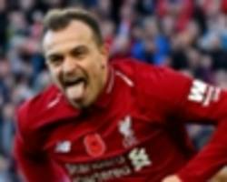 shaqiri silencing those who 'ridiculed' him after sealing liverpool switch