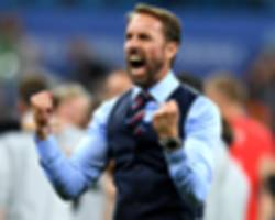 southgate left 'scarred' by sacking but overcoming 'stigma' to thrive with england