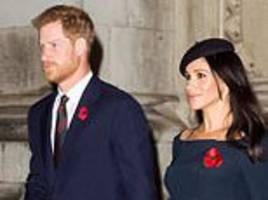 meghan and harry face 'tax nightmare' at the hands of us officials