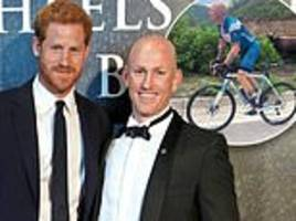 prince harry's special forces soldier friend 'cheated' on world record