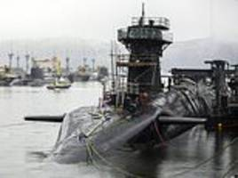 More than 500 'nuclear safety events' recorded at Faslane since 2006