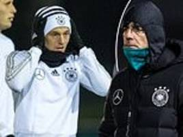germany gear up for nations league clash with holland