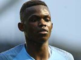 Wales call-up Manchester City forward Rabbi Matondo for friendly against Albania