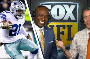 charles davis, kevin burkhardt: is zeke enough to get dallas to the playoffs?