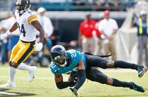 jaguars start strong, but ben roethlisberger takes over late to lead steelers to comeback win