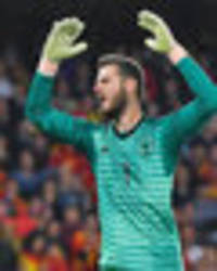 man utd news: struggling david de gea set to be replaced by premier league rival