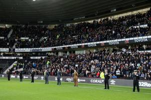championship attendances: how do derby county compare with nottingham forest, leeds united and league rivals?