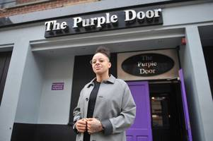 inside purple door - and what it is really like to work in hull's only strip club