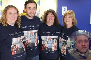 bucket list charity in memory of raf corporal james campling wants to help others follow their dreams