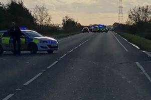 name released of man killed after lorry and vauxhall astra crash on a16 at algakirk