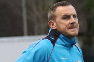 Boston United boss Craig Elliot bemoans 'bad luck' after Pilgrims' fall to last minute defeat against Southport
