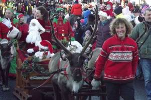 strathaven gets set for town's biggest festive day of the year