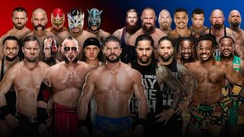 WWE Survivor Series 2018 PPV: Live Main Card Updates And Kickoff Show Coverage