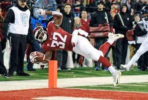 washington state win a prolific precursor to college football's jam packed week ahead