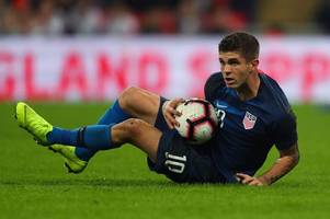 liverpool or chelsea? christian pulisic told which premier league club he should sign for