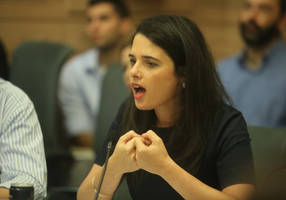 shaked strives for a more conservative supreme court
