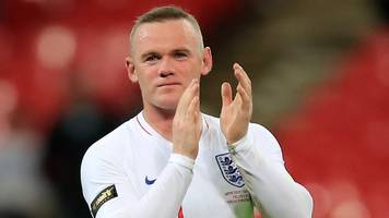 some of the 'golden generation' can't handle england success - rooney