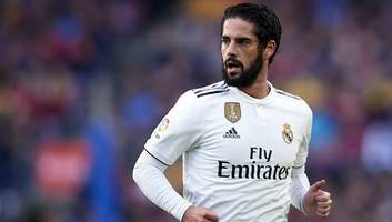 Man City Monitoring Real Madrid Star Isco Amid Rumours of Poor Relationship With Santiago Solari