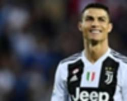 Seven more years of Ronaldo? Juventus star backed by Chiellini to play until he is 40