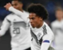 Sane encouraged despite Germany's 'annoying' Nations League collapse