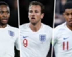 sterling, kane and rashford will scare england's rivals - dier