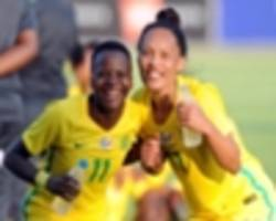 WATCH: Wasteful Super Falcons bow to South Africa