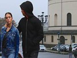 Cristiano Ronaldo visits Italian church with Georgina Rodriguez as they search for a wedding venue