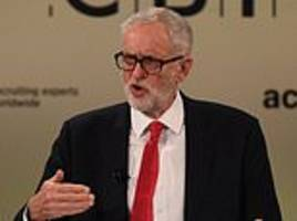 Jeremy Corbyn defies his party's calls for a second referendum and calls for a 'good Brexit'