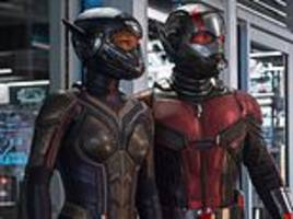 not so superheroes! ant-man and the wasp would suffer from oxygen deprivation