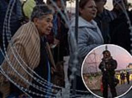 US closes busiest Mexico border crossing for several hours