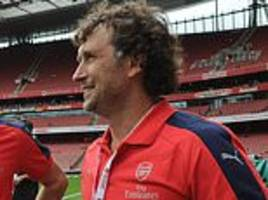 Arsenal's leading French scout Gilles Grimandi to leave role as Gunners continue revamp