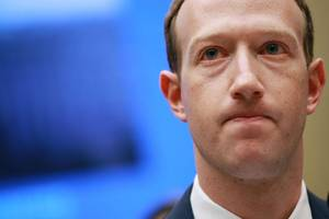 facebook sinks after mark zuckerberg reportedly says leaks are caused by 'bad morale' (fb)