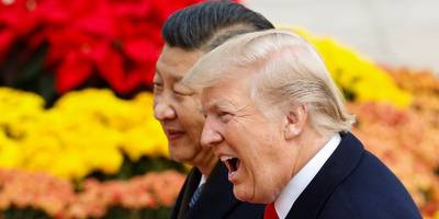 the us and china are giving off bad signals ahead of a crucial meeting between trump and xi jinping