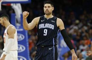 Magic win 3rd straight in 131-117 victory over the Knicks