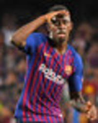 liverpool receive ousmane dembele message as barcelona deliver ultimatum to french star